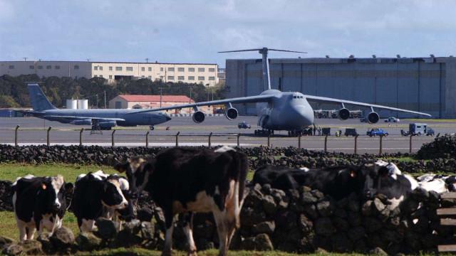 """Base militar das Lajes """"é crítica"""" para estabilidade e segurança dos EUA"""