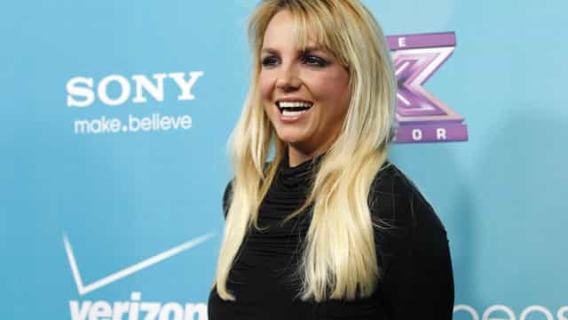 Os treinos de Britney Spears antes do concerto em Hong Kong