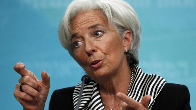 Lagarde insta governos a lutar contra corrupção e deixa alerta