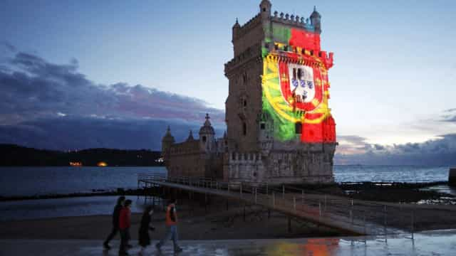 Crescimento de Portugal aumenta 0,5% do PIB no terceiro trimestre
