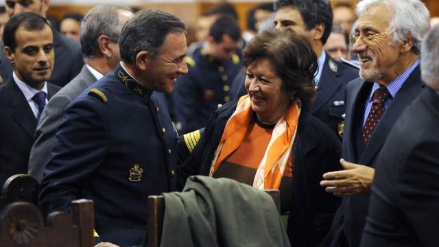 Arguidos e testemunha Cândida Almeida entram em contradição