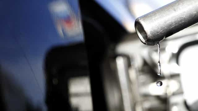 Para a semana, preços do gasóleo e da gasolina seguirão sentidos opostos