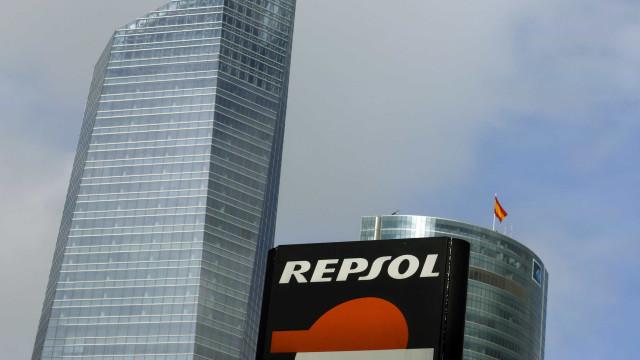 Repsol aumentou em 2,9% a produção em 2018