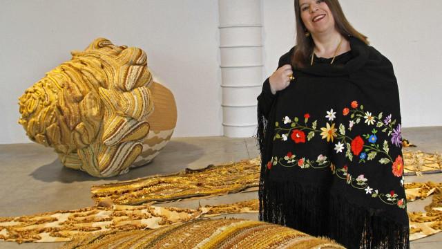 Joana Vasconcelos mostra 14 obras novas no Museu Guggenheim Bilbao
