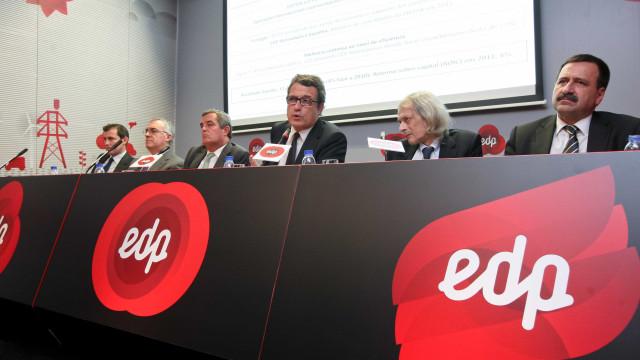 EDP repudia sobrecompensação de 510 milhões nos CMEC