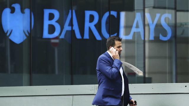 Barclays regista prejuízo de 1,35 mil ME no 1.º semestre do ano