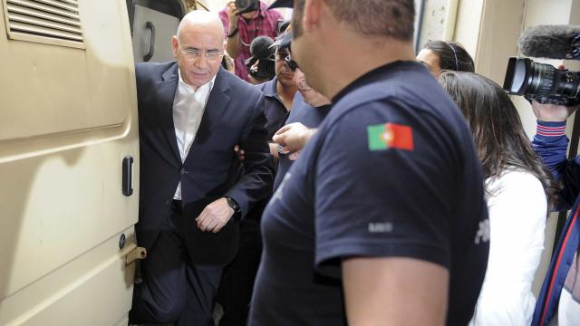 Duarte Lima já se entregou na prisão