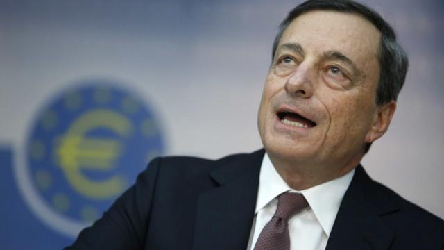 Marcelo condecora Mario Draghi em Belém na quarta-feira