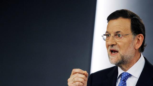 Líderes partidários espanhóis lamentam desastre e enviam pêsames