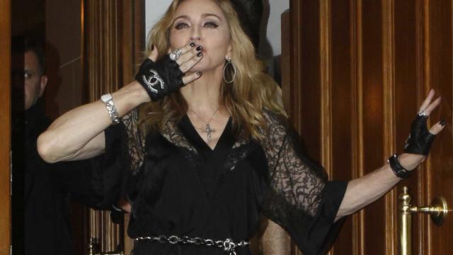 Madonna revela-se fã dos vinhos e dos músicos portugueses