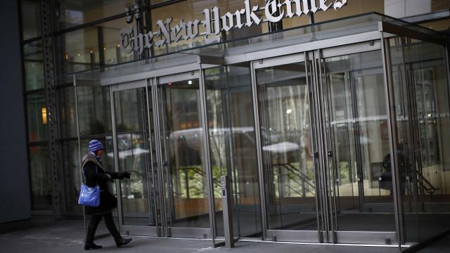 The New York Times pede desculpa por termo inadequado em jogo de palavras