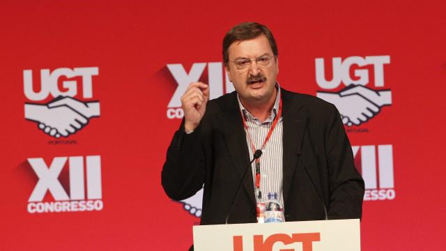 """UGT considera salário mínimo """"miserável"""" e quer aumento para 615 euros"""