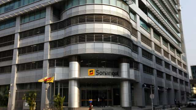Sonangol só garantiu 85% das receitas que o Estado angolano pretendia