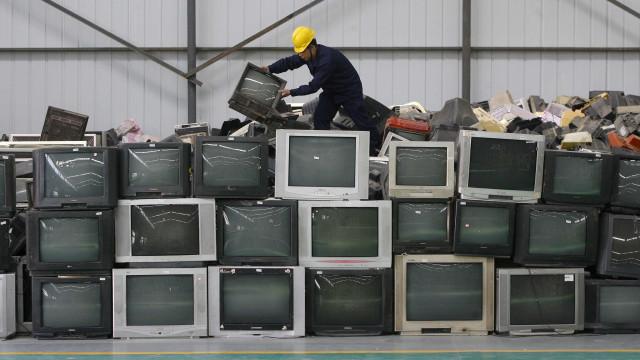 Zero alerta para falhas perigosas na gestão de resíduos eletrónicos