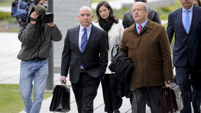 Tribunal Constitucional chumba recurso de Duarte Lima