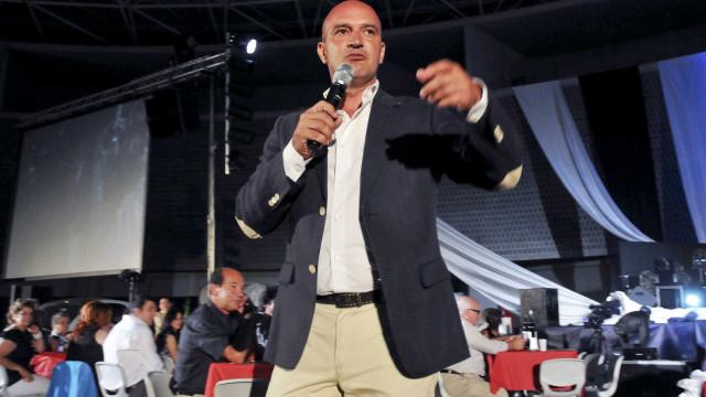 """Nuno Graciano revoltado com incendiários: """"Sou a favor da pena de morte"""""""