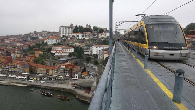 PCP quer vínculo para os trabalhadores na manutenção da Metro do Porto