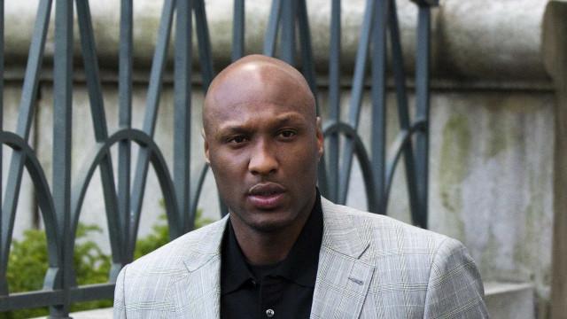 Lamar Odom comenta afastamento de Rob Kardashian