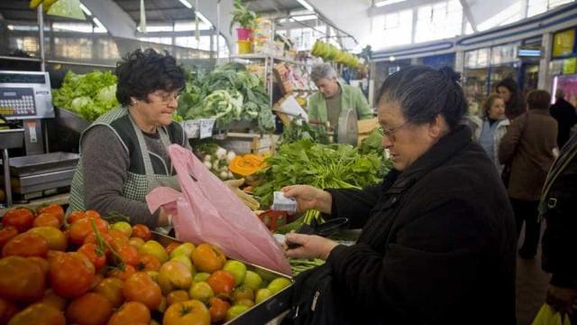 Taxa de inflação em Portugal estimada em 1,1% em janeiro