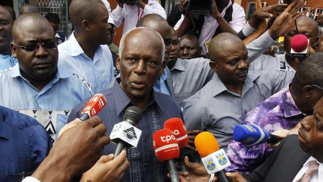 Presidente angolano felicitou a eleição de Marcelo Rebelo de Sousa