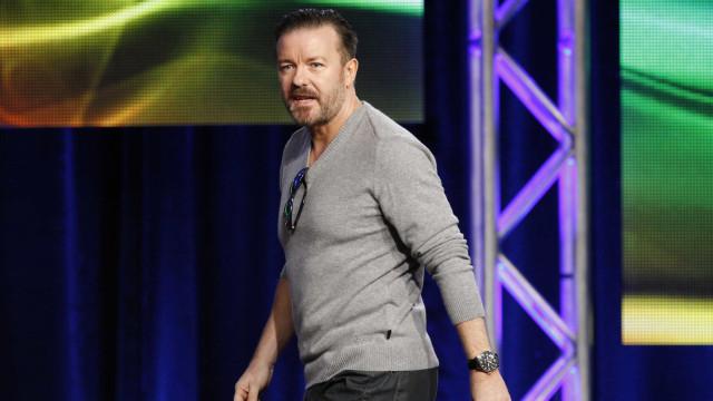 Nova série de Ricky Gervais será exclusiva da Netflix
