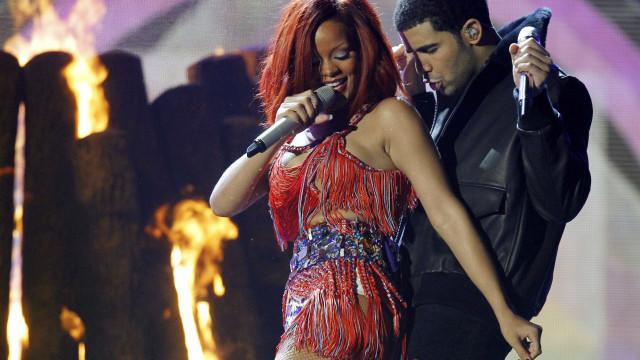 """Rihanna sente-se """"ferida"""" com o novo romance de Drake"""