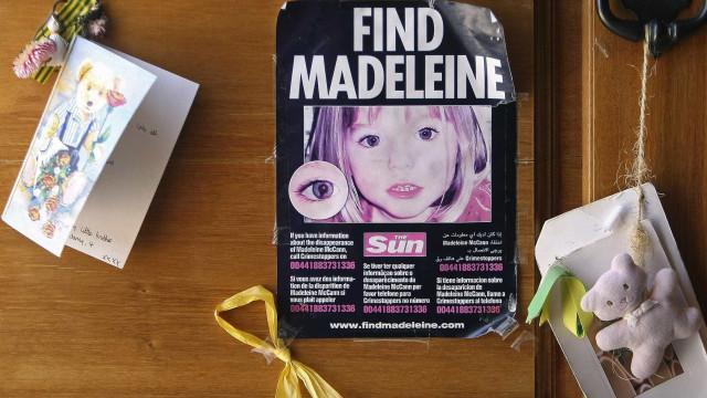 Polícia inglesa pede mais dinheiro para continuar procura por Maddie