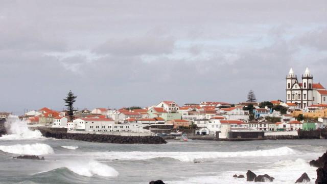 Ilhas dos Açores sob aviso amarelo devido à precipitação