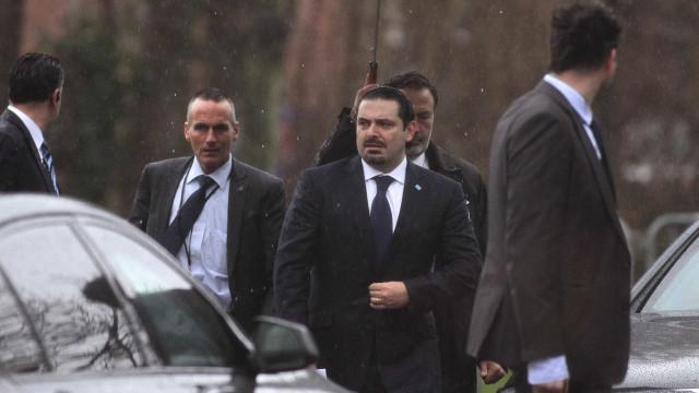 Primeiro-ministro demissionário regressa ao Líbano na quarta-feira