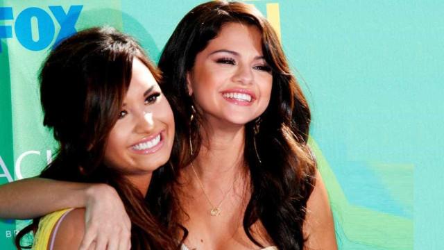 Selena Gomez e Demi Lovato deram uma nova oportunidade à amizade