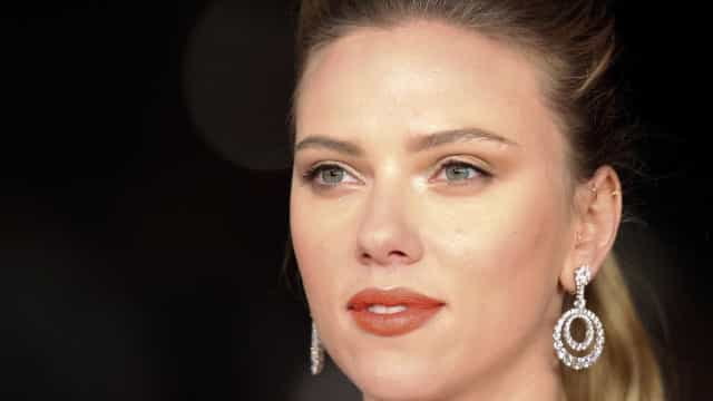 Scarlett Johansson tem um novo amor