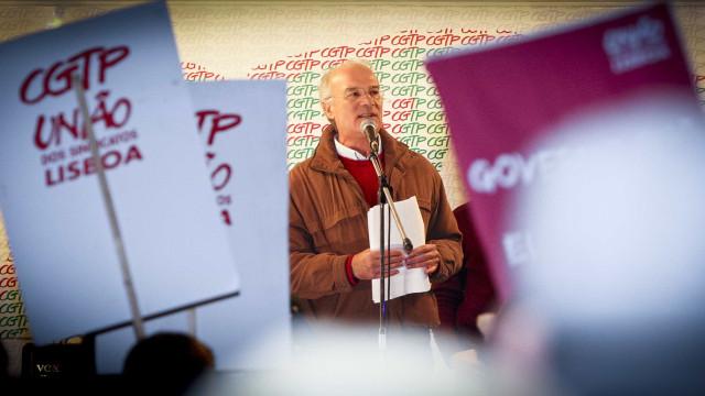 Sindicatos da CGTP aprovam parecer contra revisão do Código do Trabalho