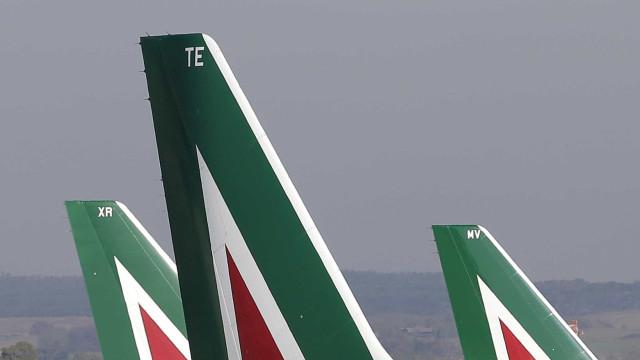 Ryanair abandona planos para comprar Alitalia