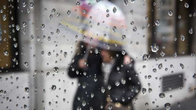 Muita chuva, nuvens e frio no arranque desta semana de Páscoa