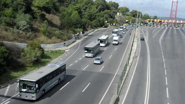 "PS contra ""alarme social"" sobre ponte 25 de Abril recusa ""risco iminente"""