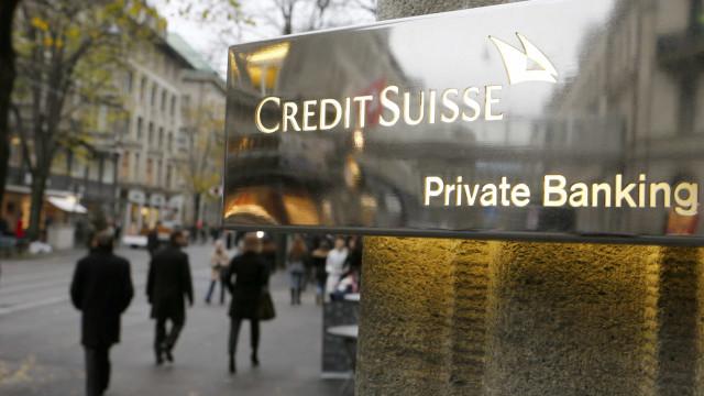 Brexit: Credit Suisse transfere parte dos funcionários para Madrid