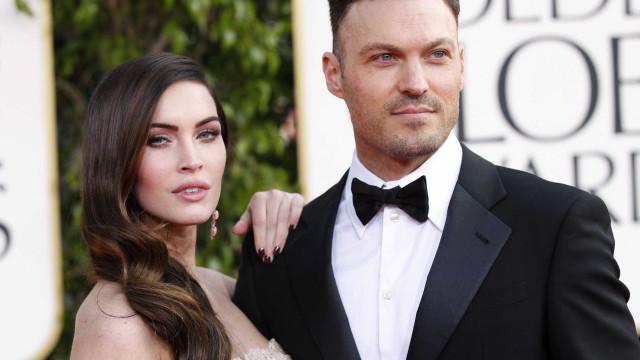 Marido de Megan Fox não se opõe ao facto do filho usar vestidos