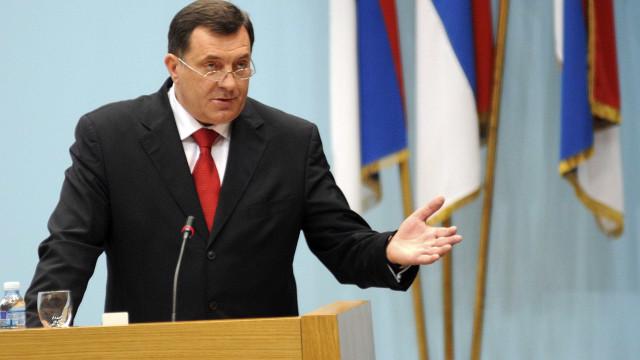 Nacionalista reivindica vitória entre sérvios para presidência da Bósnia