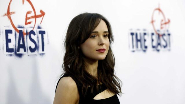 Ellen Page ameaçada de morte no Instagram