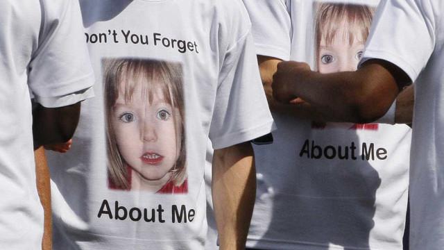 Mãe de Maddie fecha loja online que angariava fundos para investigação