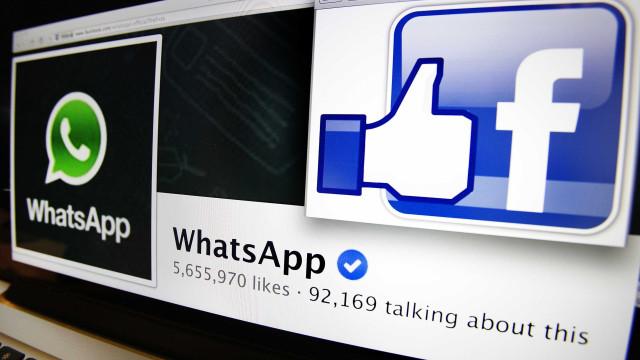 WhatsApp deixará de partilhar dados com o Facebook na Europa