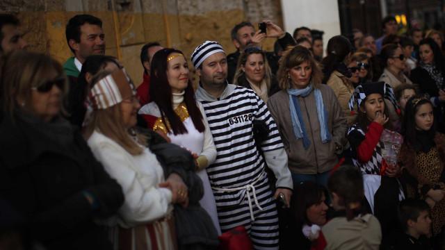 PSP deteve 373 pessoas durante a Operação Carnaval