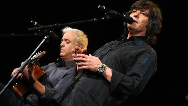 """Luís Represas reconhece """"outra dimensão"""" em novo álbum"""