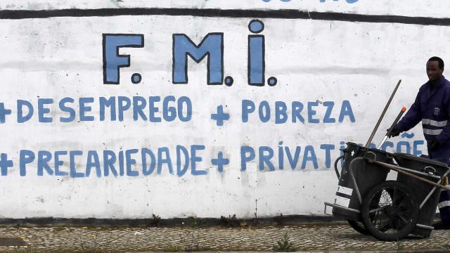 Medidas da troika não protegeram sempre os mais vulneráveis, assume FMI