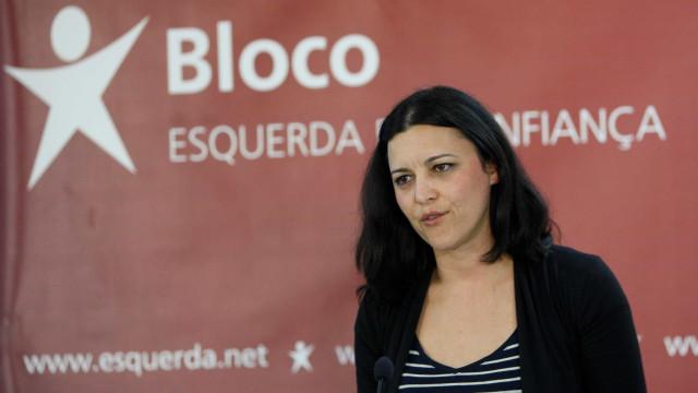 """Marisa Matias acusa Passos Coelho de """"discurso racista e xenófobo"""""""