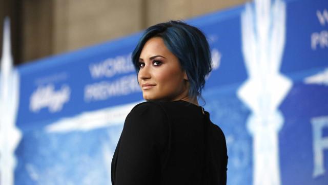 Será que Demi Lovato já não está sóbria? Nova música levanta suspeitas