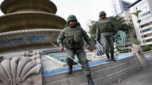 Catorze mortos em operação policial contra grupo criminoso na Venezuela