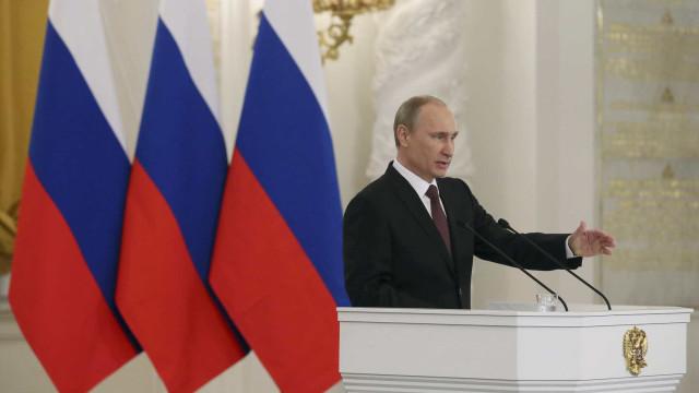"""Autoridades russas agiram para evitar """"coletes amarelos"""""""
