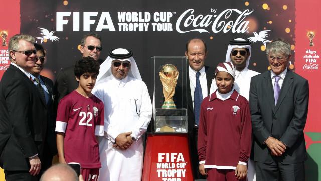 Qatar planeia construir uma 'fan village' para o Mundial de 2022