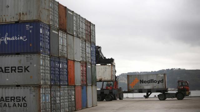 Portos lusos movimentam recorde de quase 50 milhões de toneladas